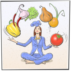 illustration-of-a-woman-cook-juggling-the-vegetables.2000.2046